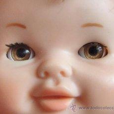 Otras Muñecas de Famosa: MUÑECO DE FAMOSA CON OJOS MARGARITA MARRONES , AÑOS 70. SOLO FAMOSA. Lote 26305846