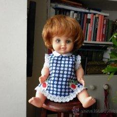 Otras Muñecas de Famosa: PRECIOSA MUÑECA PELIRROJA DE FAMOSA AÑOS 60. Lote 26246196