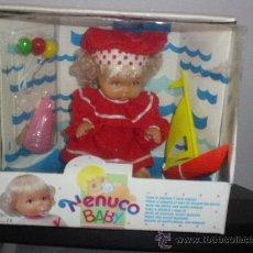 Otras Muñecas de Famosa: NENUCO BABY DE FAMOSA, NUEVO EN SU CAJA AÑOS 90. Lote 34317363