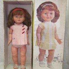 Otras Muñecas de Famosa: SABELA DE FAMOSA,RARO MODELO PARLANTE,CAJA ORIGINAL,AÑO1964,FUNCIONANDO. Lote 28249138