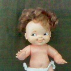 Otras Muñecas de Famosa: GEMELINA. MUÑECA FAMOSA OJOS PINTADOS, 20 CM. DE ALTURA.. Lote 28559786