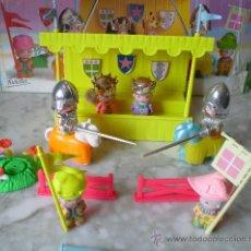 Otras Muñecas de Famosa: PINYPON DE FAMOSA, SERIE MEDIEVAL. Lote 28646376
