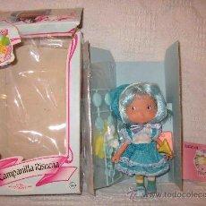 Otras Muñecas de Famosa: CAMPANILLA RISUEÑA,EL JARDÍN DE FLOR,FAMOSA,CAJA ORIGINAL. Lote 29105791