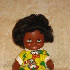 Otras Muñecas de Famosa: CURRIN NEGRO DE FAMOSA. Lote 29395029
