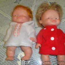 Otras Muñecas de Famosa: MUÑECOS DE FAMOSA TUNANTE GEMELIN. Lote 29916165