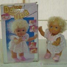 Otras Muñecas de Famosa: MUÑECA BABY UPA-FAMOSA-JUGADA-NO FUNCIONA-MEDIDAS CAJA 23*38*19 CMS.. Lote 29973595