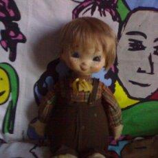 Otras Muñecas de Famosa: MUÑECO ROSALINDO DE FAMOSA CATALOGO AÑO 1980 MIDE 56 CMTRS CON ROPITA DE ORIGEN. Lote 31136110