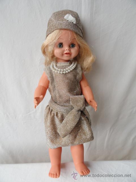 BONITA MUÑECA, PROBABLEMENTE DE FAMOSA. (Spielzeug - Moderne spanische Puppen - Andere Puppen von Famosa)