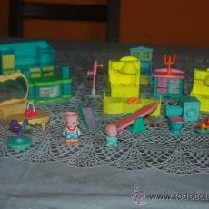Otras Muñecas de Famosa: ASESORIOS CASA PIN Y PON. Lote 35204679