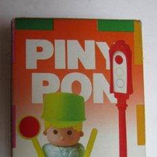 Otras Muñecas de Famosa: PIN Y PON , PON GUARDIA, REF 2244, EN CAJA. CC. Lote 36006793