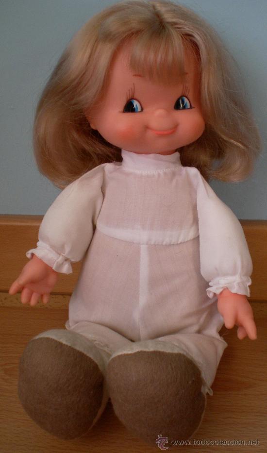Otras Muñecas de Famosa: Muñeca Tona Famosa años 70, cuerpo de trapo - Foto 2 - 36282484