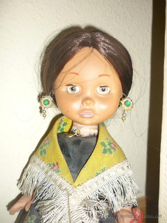 Otras Muñecas de Famosa: PRECIOSA MUÑECA MARILOLI ? DE FAMOSA CON TRAJE REGIONAL JOTA Y OJOS DURMIENTES AÑOS 70 - Foto 3 - 37105765