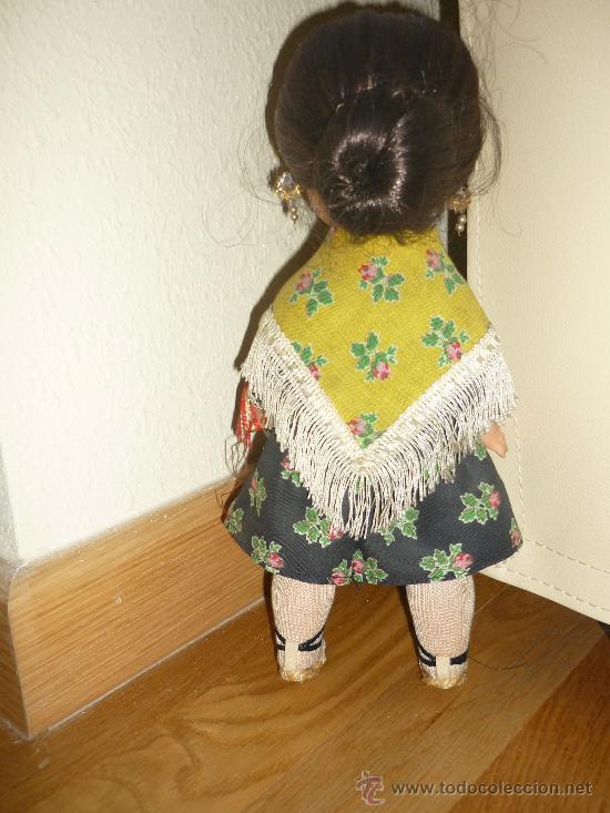 Otras Muñecas de Famosa: PRECIOSA MUÑECA MARILOLI ? DE FAMOSA CON TRAJE REGIONAL JOTA Y OJOS DURMIENTES AÑOS 70 - Foto 5 - 37105765