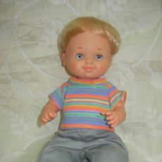 Otras Muñecas de Famosa: PRECIOSO MIMI NIÑO DE FAMOSA DEL CATÁLOGO DE 1972. Lote 37284085