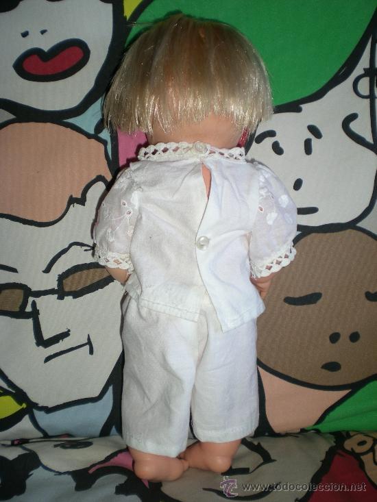 Otras Muñecas de Famosa: antiguo nenuco corazon?de famosa +ropita finales de los años 70 - Foto 7 - 38025788