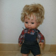 Otras Muñecas de Famosa: BABY MOCOSETE- PRECIOSO Y ANTIGUO MUÑECO BABY MOCOSETE, VESTIDO Y CALZADO DE ORIGEM 111-1. Lote 38075001