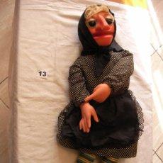 Otras Muñecas de Famosa: ANTIGUA MARIONETA DOÑA ROGELIA DE VICMA. Lote 38417151