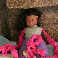 Otras Muñecas de Famosa: MUÑECA COMPI DE FAMOSA MORENA . Lote 38422964