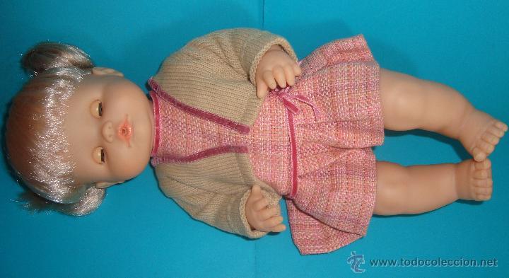 Otras Muñecas de Famosa: Muñeca Nenuco colección Cotton line Famosa 2003 CON ROPA ORIGINAL - Foto 3 - 38875037