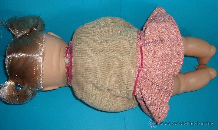 Otras Muñecas de Famosa: Muñeca Nenuco colección Cotton line Famosa 2003 CON ROPA ORIGINAL - Foto 4 - 38875037