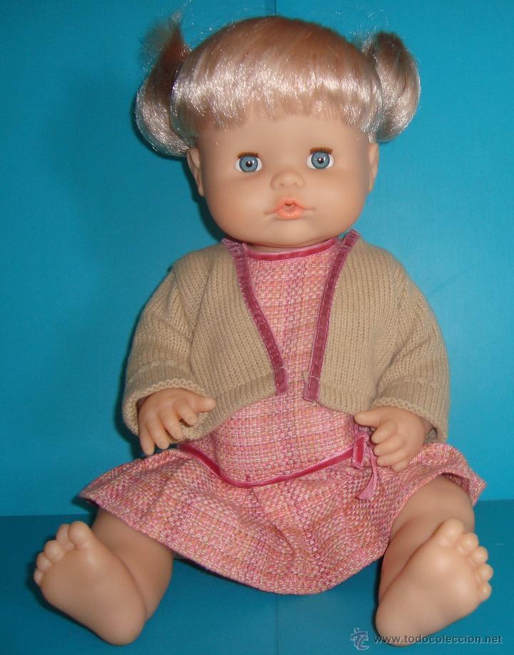 Otras Muñecas de Famosa: Muñeca Nenuco colección Cotton line Famosa 2003 CON ROPA ORIGINAL - Foto 5 - 38875037