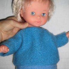 Otras Muñecas de Famosa: MUÑECO DE FAMOSA IRIS MARGARITA AZUL CUERPO DE TRAPO . Lote 39639849
