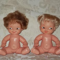Otras Muñecas de Famosa: GEMELINES DE FAMOSA PAREJA. Lote 39679168