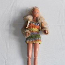 Otras Muñecas de Famosa: NANCY FAMOSA VESTIDO DE PUNTO. Lote 40019955