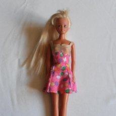 Otras Muñecas de Famosa: NANCY FAMOSA VESTIDO CORTO LUNARES ROSA. Lote 40019985