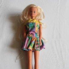 Otras Muñecas de Famosa: NANCY FAMOSA VESTIDO CORTO ESTAMPADO. Lote 40020022