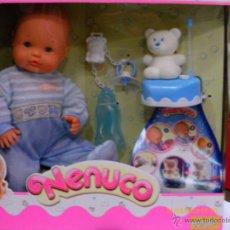 Otras Muñecas de Famosa: NENUCO CON LÁMPARA (FUNCIONA).FAMOSA-ESPAÑA AÑO 2003.NUEVO EN CAJA.. Lote 39884621