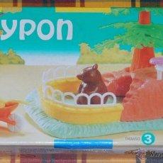 Otras Muñecas de Famosa: PIN Y PON PINYPON DE FAMOSA GUARIDA DEL OSO. Lote 40088425