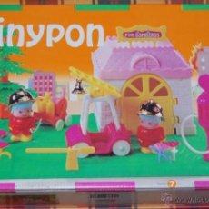 Otras Muñecas de Famosa: PIN Y PON PINYPON DE FAMOSA PARQUE DE BOMBEROS. Lote 40088472