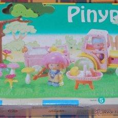 Otras Muñecas de Famosa: PIN Y PON PINYPON DE FAMOSA TRACTOR. Lote 87151271