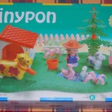 Otras Muñecas de Famosa: PIN Y PON PINYPON DE FAMOSA ESTABLO VACAS. Lote 40088554