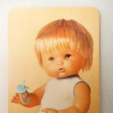 Otras Muñecas de Famosa - Tarjetita de Identidad para niños y niñas de Nenuco, el benjamín de Famosa. 1977 - 40931032