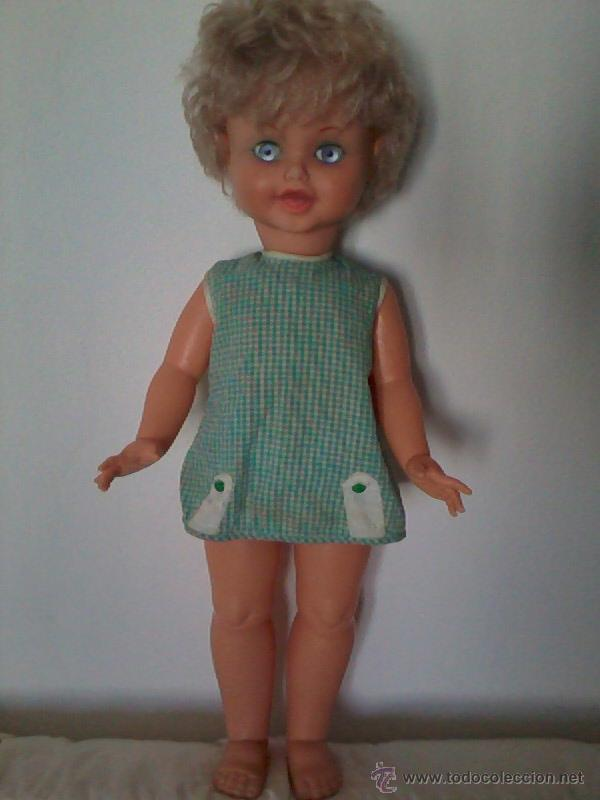 Otras Muñecas de Famosa: BONITA MUÑECA MIRINDA RUBIA PELO CORTO DE FAMOSA DE 1965.ANTERIOR A NANCY.ROPA ORIGINAL - Foto 5 - 42453784
