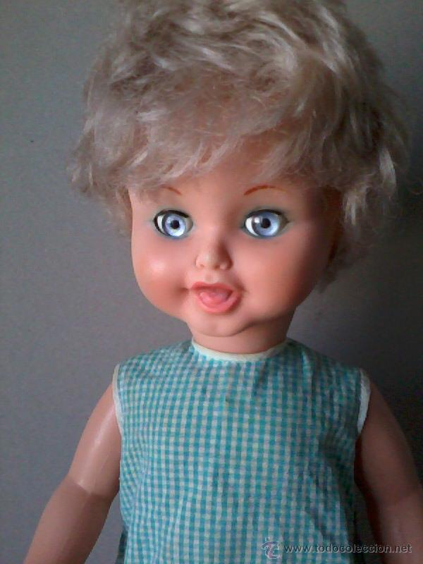 Otras Muñecas de Famosa: BONITA MUÑECA MIRINDA RUBIA PELO CORTO DE FAMOSA DE 1965.ANTERIOR A NANCY.ROPA ORIGINAL - Foto 6 - 42453784