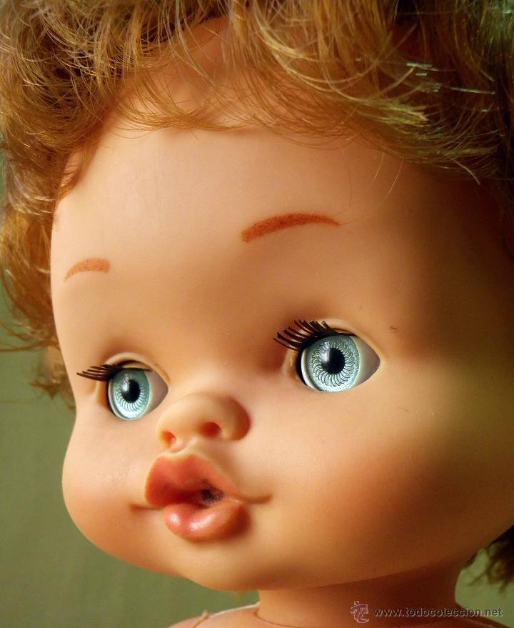 HERMOSA MUÑECA ESPAÑOLA, GRASITAS, FABRICADA POR FAMOSA, PELIRROJA, 32 CM (Juguetes - Muñeca Española Moderna - Otras Muñecas de Famosa)