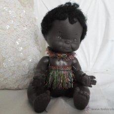 Otras Muñecas de Famosa: MUÑECO PILLIN NEGRITO DE SILQUI. Lote 43791301