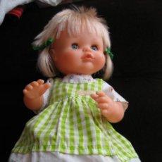 Otras Muñecas de Famosa: MUÑECA NENUCA CON VESTIDO ORIGINAL. Lote 43864992