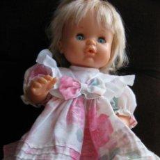 Otras Muñecas de Famosa: MUÑECA NENUCA CON VESTIDO ORIGINAL. Lote 43865078