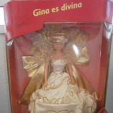 Otras Muñecas de Famosa: MUÑECA GINA DE FAMOSA. EN CAJA ORIGINAL. NUEVA. Lote 48757375