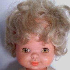 Otras Muñecas de Famosa: BABY RIE DE FAMOSA AÑOS 70 BEBÉ MECANICO IRIS MARGARITA. Lote 44834924
