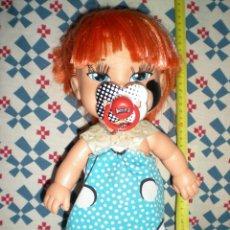 Otras Muñecas de Famosa: GRACIOSA MUÑECA JAGGETS PELIRROJA DE FAMOSA DIABLILLA 2005. Lote 45029869