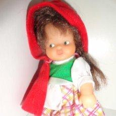 Otras Muñecas de Famosa: BARRIGUITAS CAPERUCITA DE FAMOSA. Lote 45224226