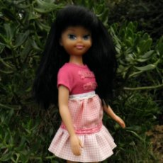 Otras Muñecas de Famosa: MUÑECA NANCY TOPS CAROL MORENA DE FAMOSA DE 43 CM.. Lote 45647505