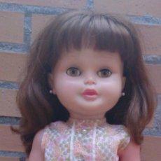 Otras Muñecas de Famosa: MUÑECA SABELA TELVITA MARINA PIERINA DE FAMOSA AÑOS 60, VESTIDO DE FLORES. Lote 45670658
