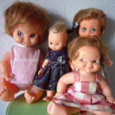 Otras Muñecas de Famosa: CUATRO GRACIOSAS MUÑECAS, UNA ALINA, UNA DE FAMOSA Y OTRA DE VICMA. Lote 45769950