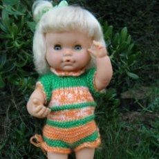 Otras Muñecas de Famosa: MUÑECA COQUETA DE FAMOSA DE 40 CM. Lote 45856389